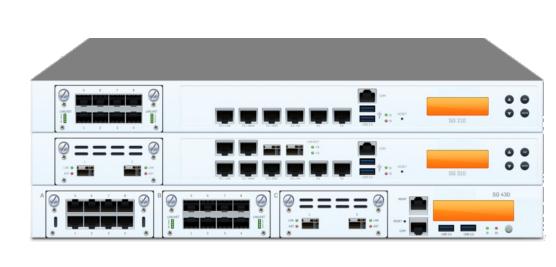 Firewall Appliance von Sophos